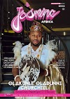 Guru Olakunle Churchill Covers Quarantine Issue Of Jasmine Africa Magazine (Photos)