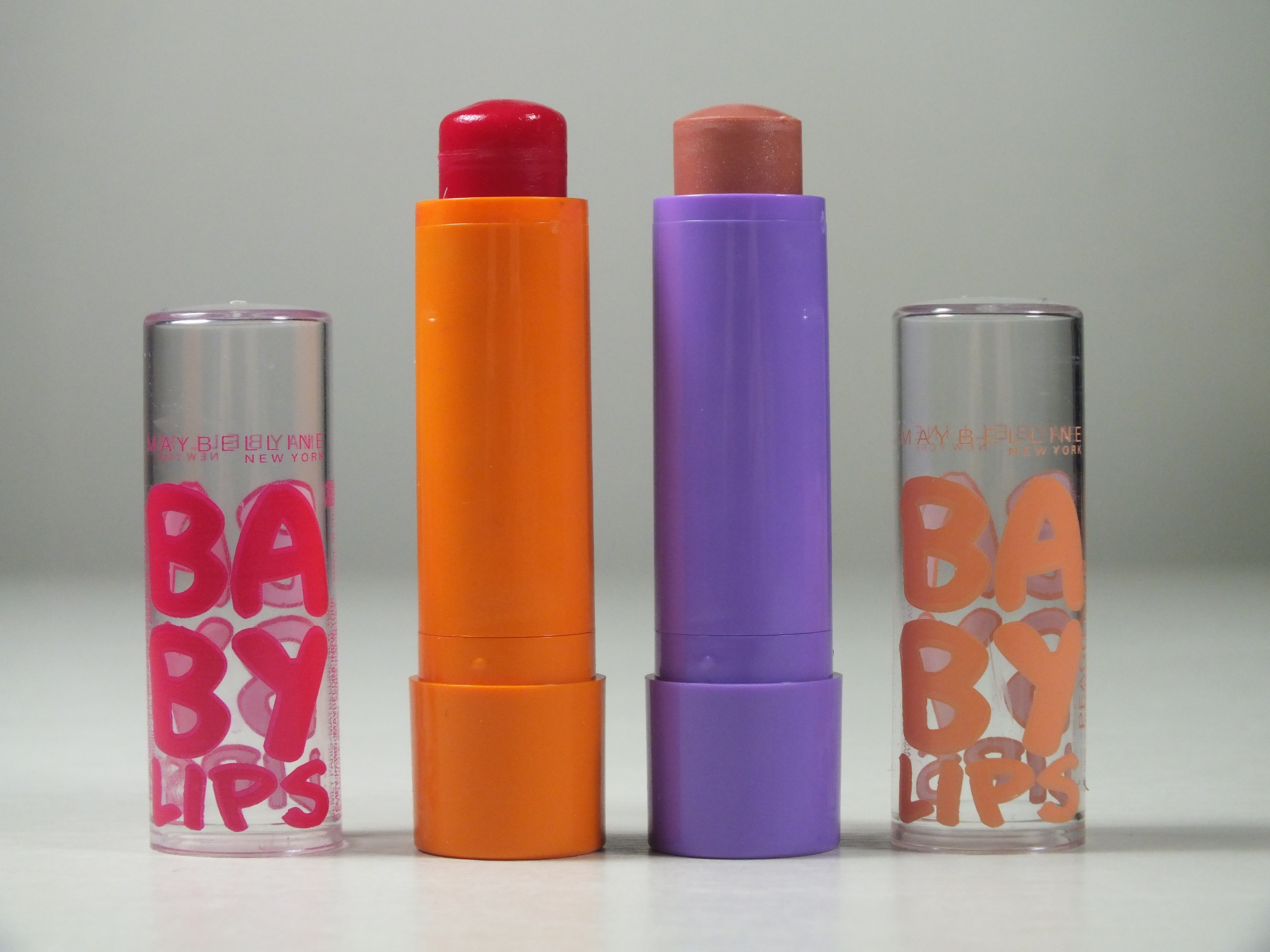 Review Maybelline Baby Lips