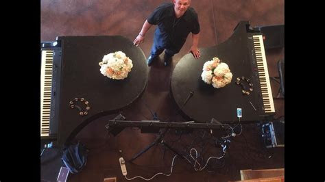 Dueling Pianos at Your Wedding Reception   YouTube