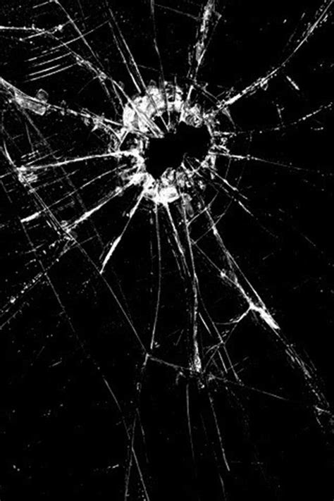 cracked black screen android wallpaper fantastikes idees