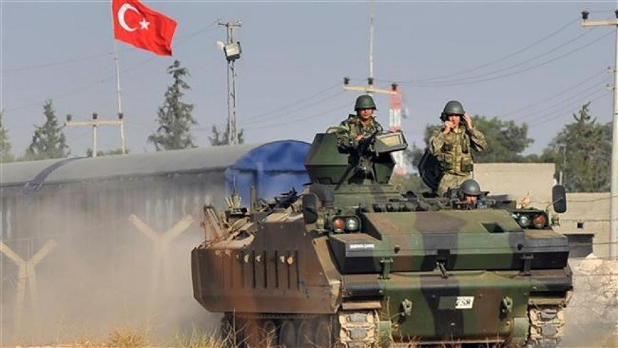 Η Άγκυρα καταδίκασε τις δηλώσεις του Pompeo για πιθανή σφαγή των Κούρδων στη Συρία από τα τουρκικά στρατεύματα