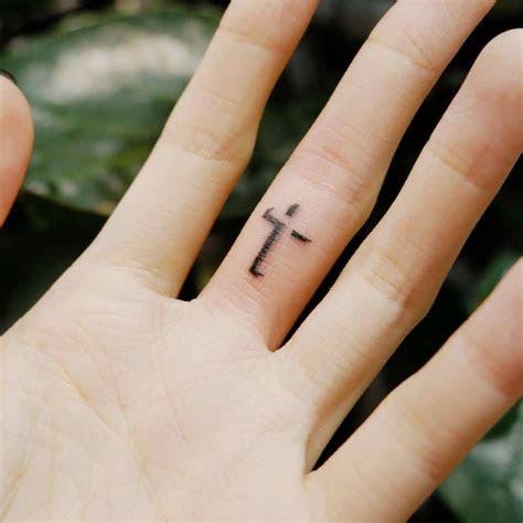 top small cross tattoo ideas inspiration