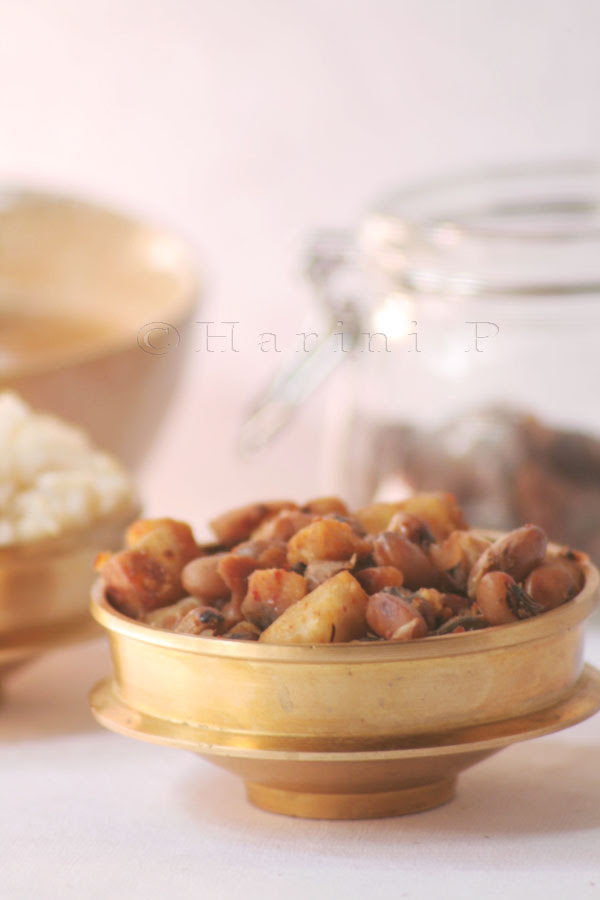 Mix vegetable mezhukkuvarati