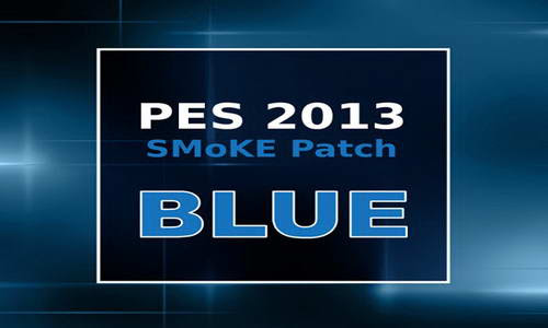 PES 2013 Option File 02.09.14 Smoke Patch by Fast Eagle Ketuban Jiwa