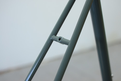 Frame Zero, Powdercoated