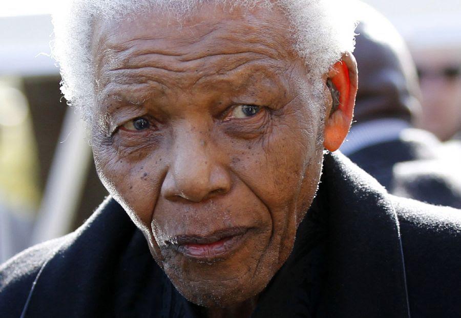 Fontes da presidência informam que líder passa bem / SIPHIWE SIBEKO / POOL / AFP