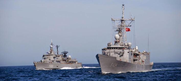 Οι Τούρκοι συνεχίζουν να προκαλούν στη θάλασσα -Θερμό επεισόδιο στο Φαρμακονήσι