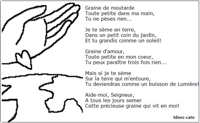 Parabole De La Graine De Moutarde