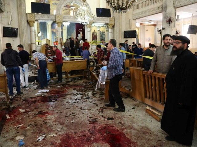 Image result for Attack on Christians in Egypt