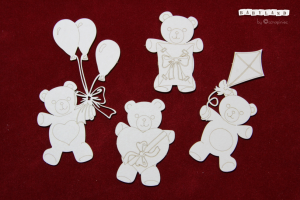 Babyland - Party Teddies