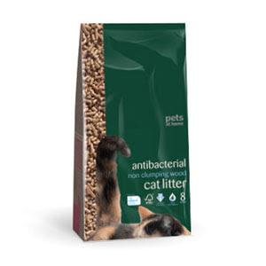 Pets at Home Byotrol Antibacterial Wood Pellet Non Clumping Cat ...