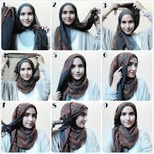 simple hijab tutorial | Model Baju | Hijab | Pinterest | Simple ...