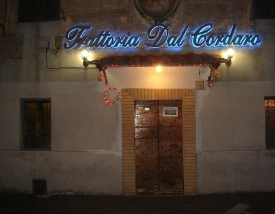 Bilder från Trattoria dal Cordaro, Rom