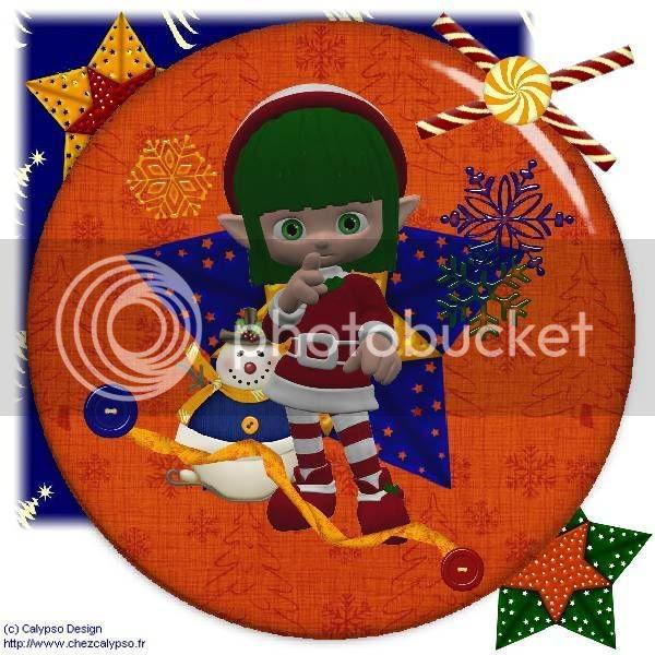 Elves,Snowman,Happy Holidays,Christmas,Flair