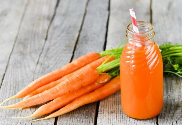 Carrot Extract Beverage