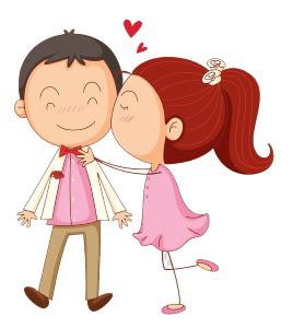 Visa kärlek