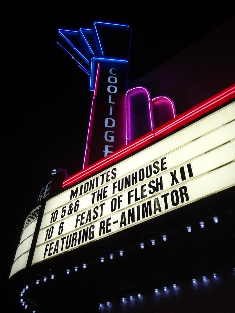 Feast of Flesh 2012 Coolidge Corner