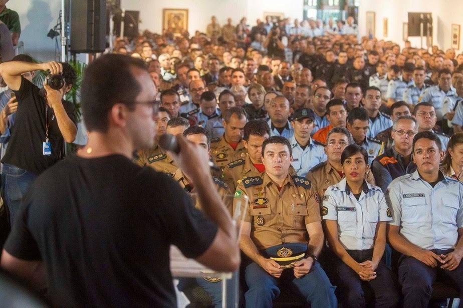 SSPDS anuncia criação de delegacia para investigar crimes contra policiais no Ceará