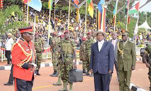 Museveni praises 'brave' SFC for 'legally beating' Bobi Wine