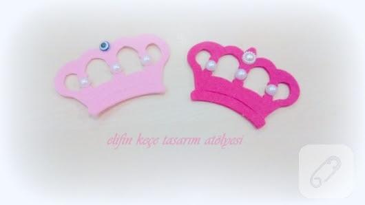 Prenses Tacı Bebek şekerleri 10marifetorg
