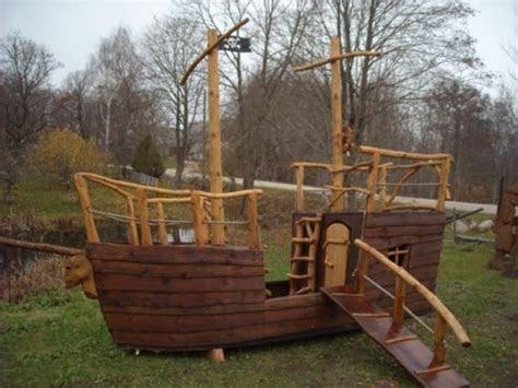 piratenschiff holzhaus kinderspielhaus gartenhaus