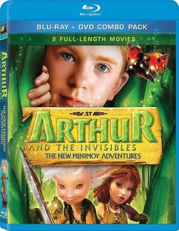 Arthur and the Invisibles (2006) Dual Audio Hindi