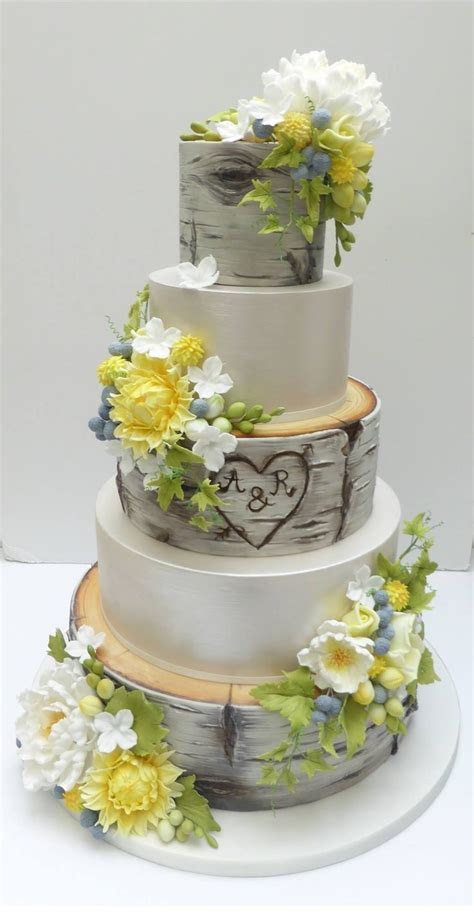 25  best ideas about Unusual wedding cakes on Pinterest