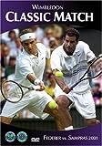 Wimbledon Classic Match: Federer Vs Sampras 2001 [DVD] [Import]