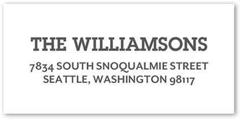 We The Wed Address Labels   Shutterfly