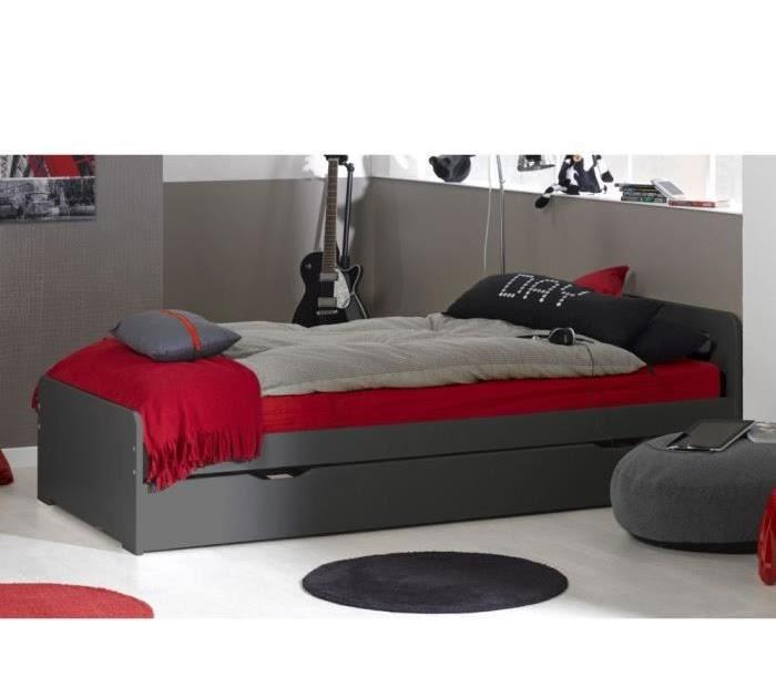 les concepteurs artistiques banquette lit gigogne 2 places. Black Bedroom Furniture Sets. Home Design Ideas