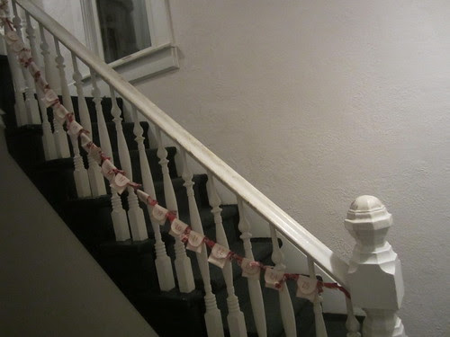 Advent - Day 1 - Decorate the Home