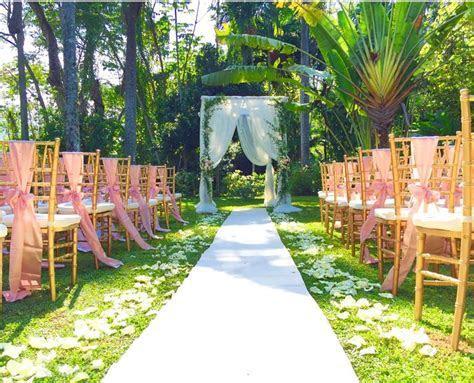 Ocho Rios   Botanical Garden Location   Tropical Weddings