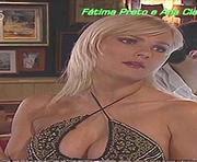 Fatima Preto e Ana Claudia sensuais nos malucos do Riso