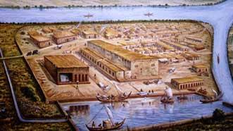Lothal port