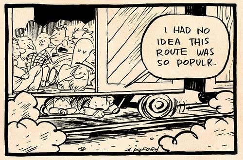 Laugh-Out-Loud Cats #1724 by Ape Lad