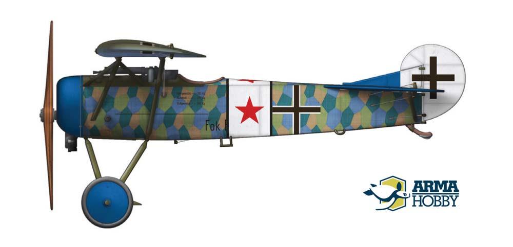 Fokker E.V Jasta 36