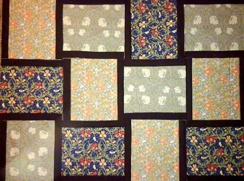 Morris Workshop quilt