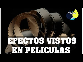 EFECTOS VISTOS EN PELÍCULAS DE CINE CON PHOTOSHOP