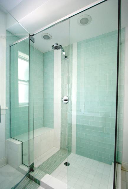 Hyde Park Remodel-Bathrooms contemporary bathroom
