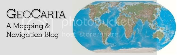 GeoCarta A Mapping and Navigation Blog