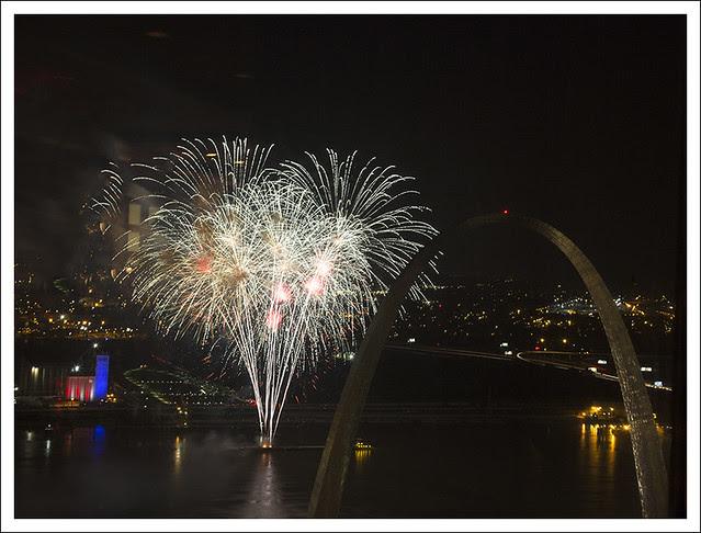 Fireworks From Kemoll's 2
