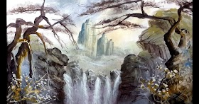Gambar Pemandangan Gunung Polos