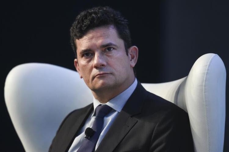 Juiz Sérgio Moro é o novo ministro da Justiça e Segurança Pública - Foto: Patricia de Melo Moreira   AFP