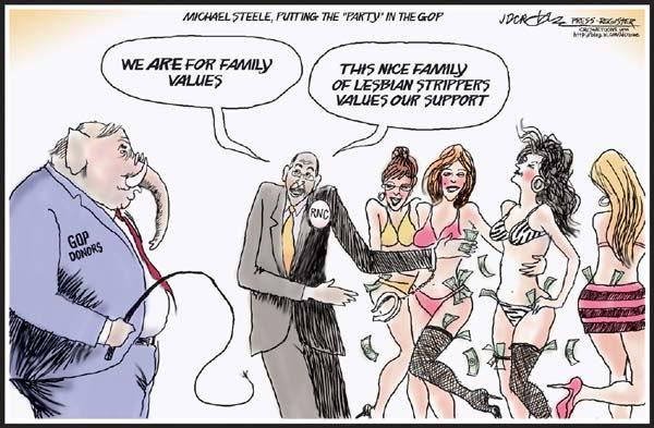Cartoon by J.D. Crowe