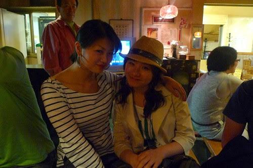 Miyonne and Celine