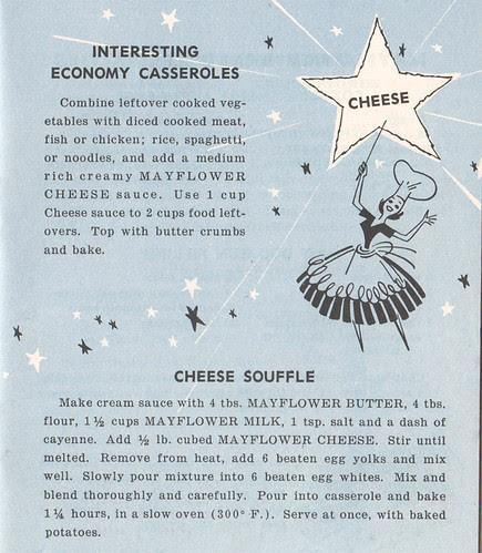 Mayflower Dairy Magic: cheese!