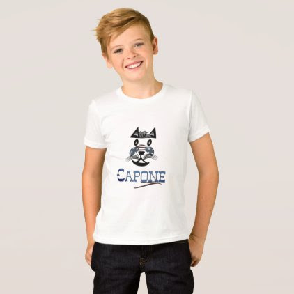 Capone T-shirt+for children in Weis T-Shirt