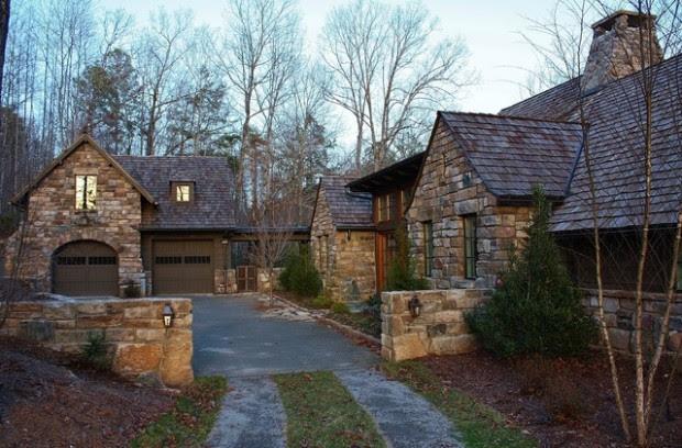 19 Beautiful Stone Houses Exterior Design Ideas Style Motivation