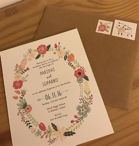 20  Unique & Creative Wedding Invitation Ideas for your