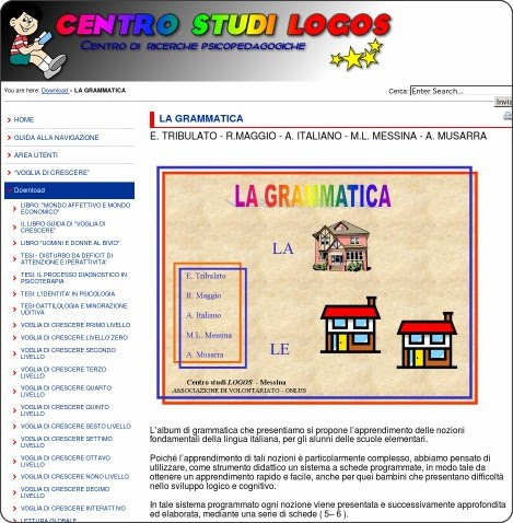 http://www.cslogos.it/index.php?page=la-grammatica